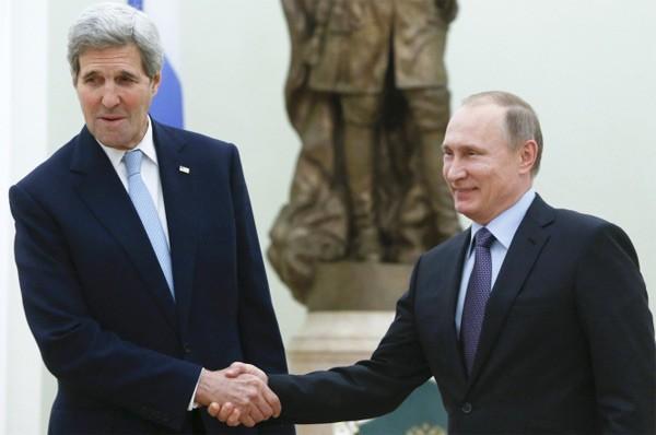 Mỹ thảm bại trong tay Putin ván cờ Syria? ảnh 1