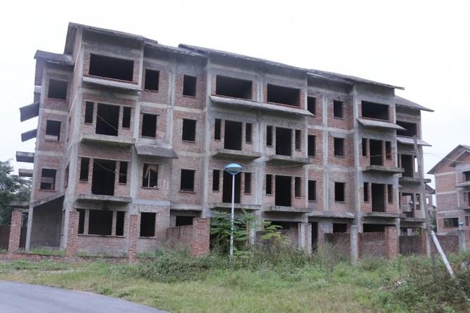 Kỳ lạ dự án trăm tỷ xây nhà cho các thứ trưởng ảnh 5