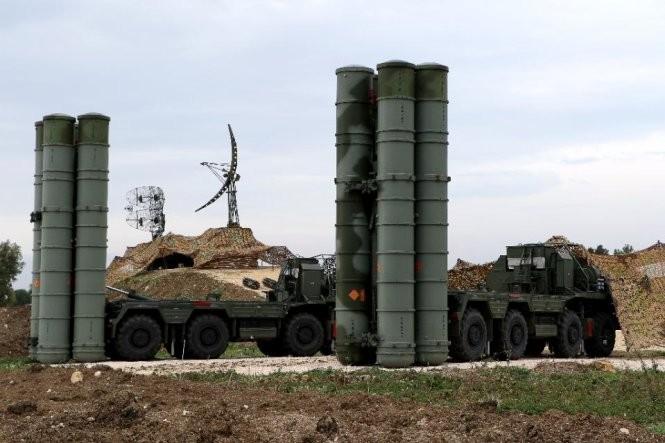 """Mỹ """"xuống nước"""" tại Syria vì dàn tên lửa khét tiếng của Nga ảnh 1"""