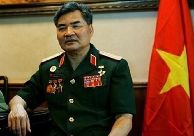 """Tướng Việt Nam """"bình"""" về đảo nhân tạo và thế trận Biển Đông ảnh 2"""