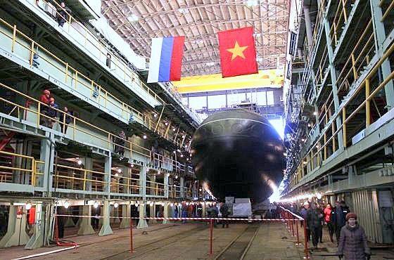 Chiến hạm Nga ở Cam Ranh và triển vọng hợp tác quân sự Nga-Việt ảnh 1