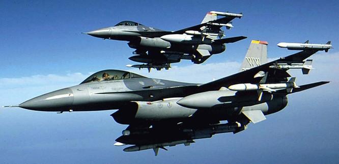Hoàn Cầu nhận định rất có thể Nga sẽ bắn hạ một vài chiếc F-16 của Thổ Nhĩ Kỳ để báo thù