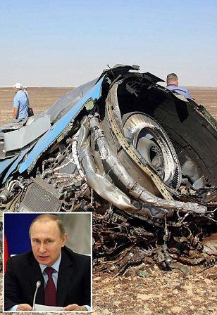 Lai thêm một câu chuyện thêu dệt xung quanh vụ tai nạn máy bay Nga