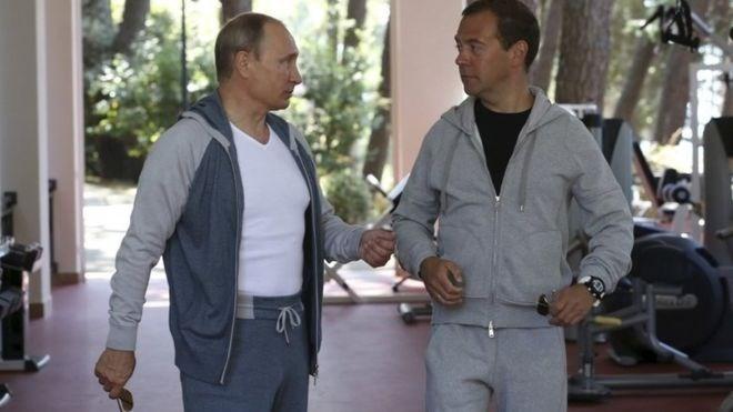 """Putin và """"bộ ngũ"""" quyền lực giúp lèo lái nước Nga ảnh 1"""