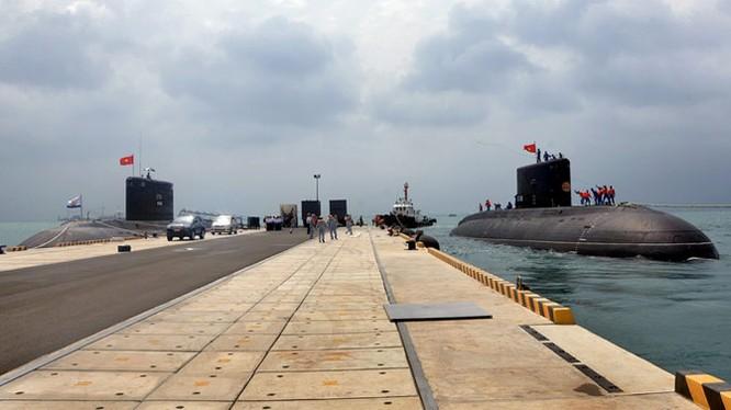 """Biển Đông và """"trận thế"""" hải quân của Mỹ chống Trung Quốc ảnh 5"""