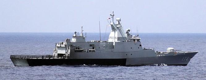 """Biển Đông và """"trận thế"""" hải quân của Mỹ chống Trung Quốc ảnh 7"""