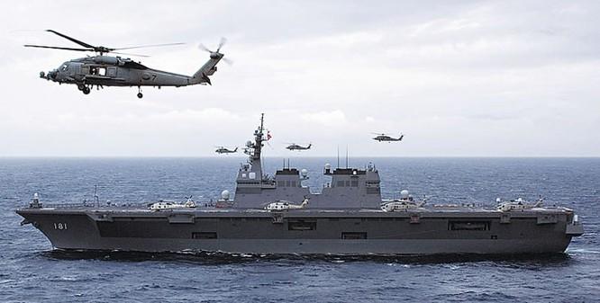 """Mỹ """"hợp tung, liên hoành"""" lập phòng tuyến chống Trung Quốc ảnh 6"""
