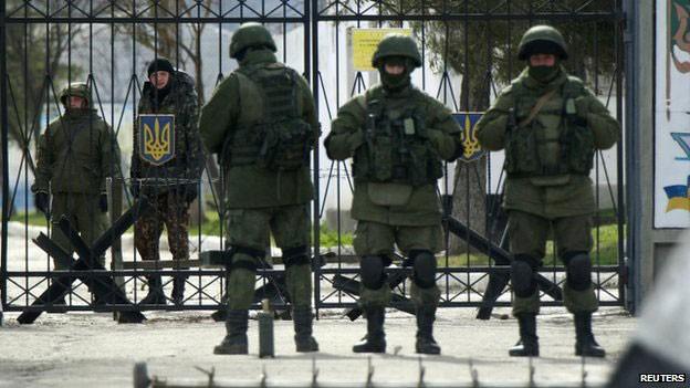 Nga và bí mật chiến dịch thu hồi bán đảo Crimea ảnh 2
