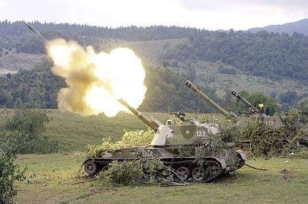Nga tổn thất bao nhiêu trong cuộc chiến với Gruzia năm 2008 ảnh 3