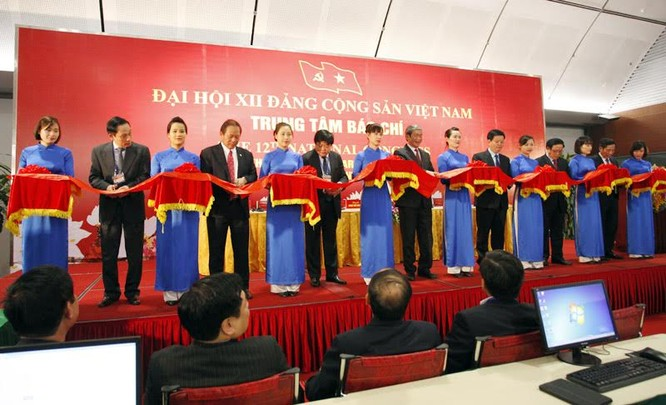 BCH Trung ương khóa 12 dự kiến có 200 Ủy viên ảnh 1