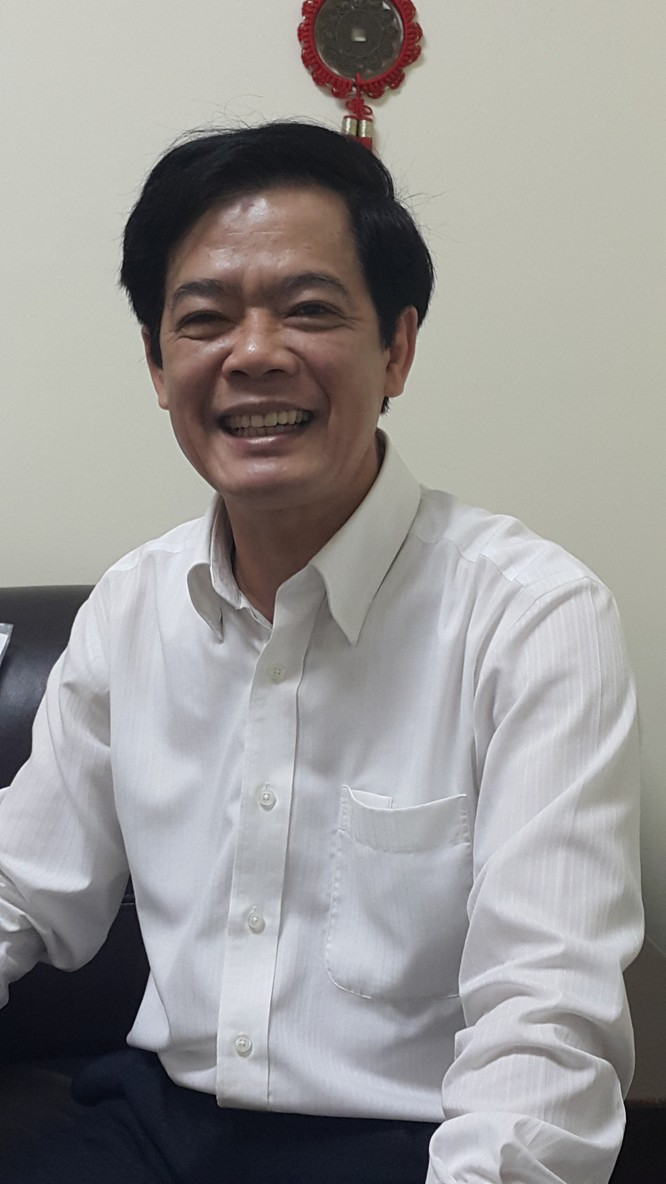 T.S Nhị Lê - Phó Tổng biên tập Tạp chí Cộng sản
