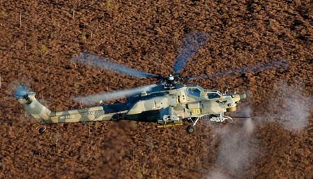 Quân đội Nga trước thời điểm can thiệp quân sự Syria ảnh 3