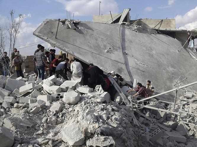 Putin và nước cờ chặn đường Mỹ tại Syria ảnh 1