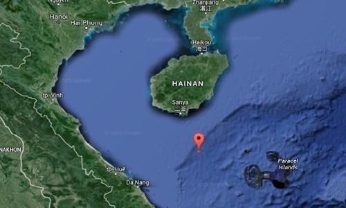 Trung Quốc công bố vị trí của Hải Dương 981 ngoài cửa Vịnh Bắc Bộ ảnh 1