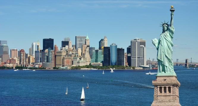 Thành phố New York của Mỹ