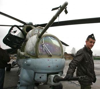 """""""Cá sấu"""" Mi-24 Nga và những điều kinh ngạc ảnh 2"""