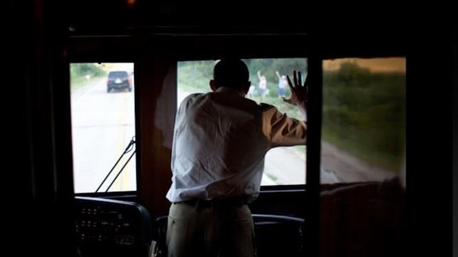 """""""Khách sạn di động"""" bọc thép của Tổng thống Mỹ Obama ảnh 10"""