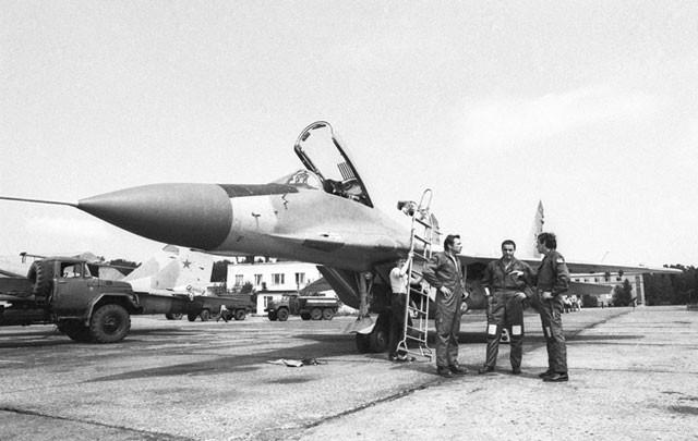 """Bí mật """"sát thủ"""" chiến tranh lạnh MiG-29 ảnh 1"""