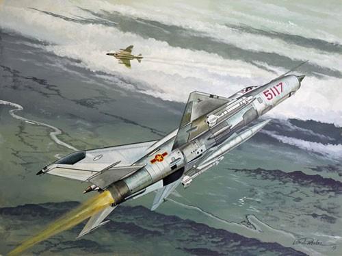 """Không quân Việt Nam trị """"Con ma"""" Mỹ trên bầu trời miền Bắc ảnh 5"""