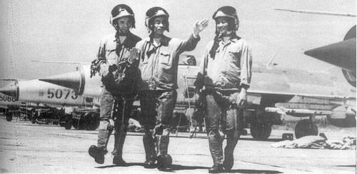 """Không quân Việt Nam trị """"Con ma"""" Mỹ trên bầu trời miền Bắc ảnh 8"""
