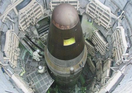 10 tên lửa đạn đạo xuyên lục địa khủng khiếp nhất thế giới ảnh 5
