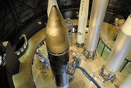 10 tên lửa đạn đạo xuyên lục địa khủng khiếp nhất thế giới ảnh 6