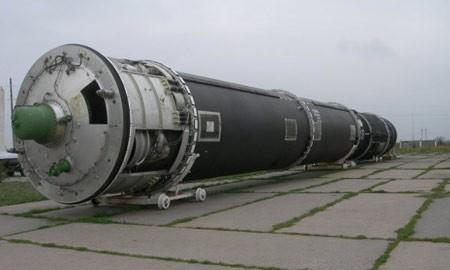 10 tên lửa đạn đạo xuyên lục địa khủng khiếp nhất thế giới ảnh 3