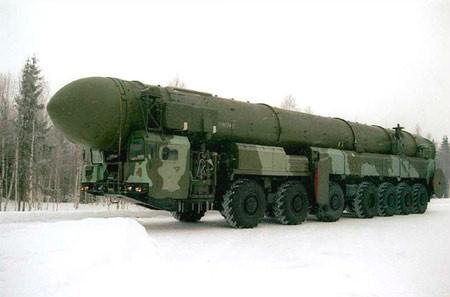10 tên lửa đạn đạo xuyên lục địa khủng khiếp nhất thế giới ảnh 1