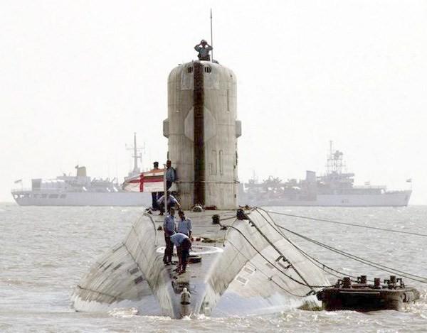 Thăm nơi đào tạo lính tàu ngầm Việt Nam ở Ấn Độ ảnh 4