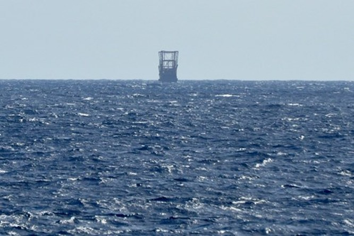 Tàu Trung Quốc tăng đột biến quanh bãi ngầm thuộc Bà Rịa-Vũng Tàu ảnh 6