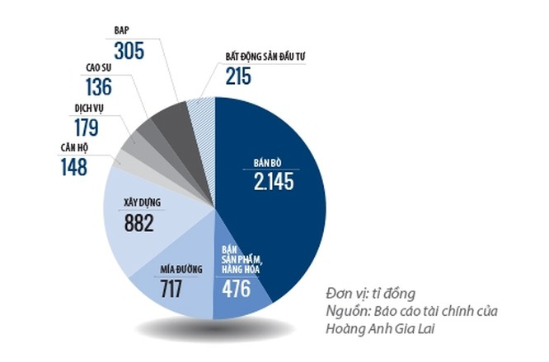 Hoàng Anh Gia Lai: Đống nợ hàng chục ngàn tỷ và những mối lo ảnh 2