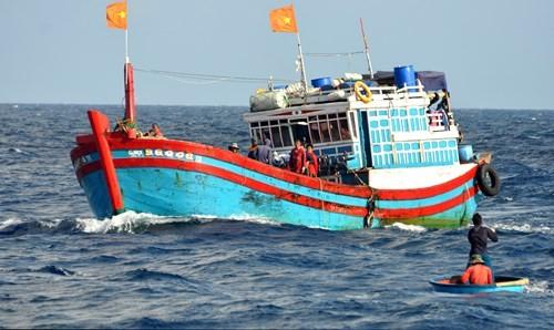 Tàu Trung Quốc tăng đột biến quanh bãi ngầm thuộc Bà Rịa-Vũng Tàu ảnh 5