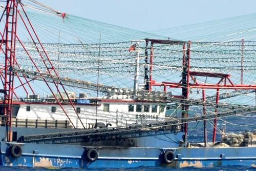 Tàu Trung Quốc tăng đột biến quanh bãi ngầm thuộc Bà Rịa-Vũng Tàu ảnh 7