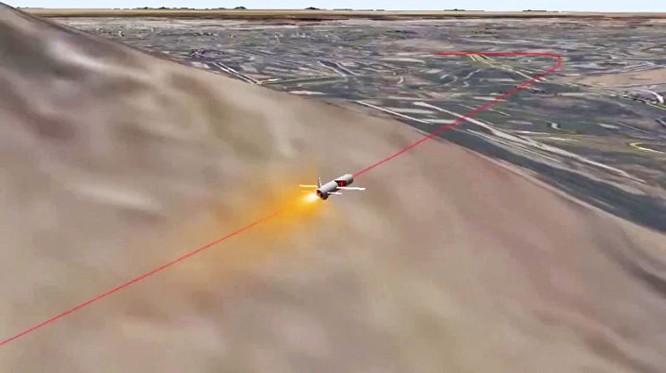 Tên lửa hành trình Kalibr Nga đánh các mục tiêu khủng bố Syria từ khoảng cách 1.500km