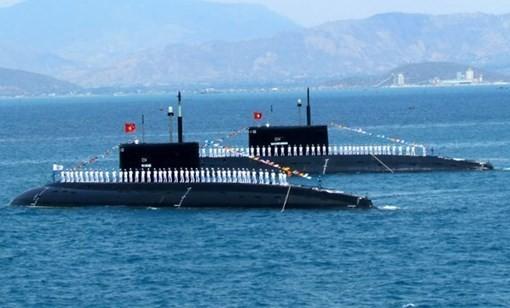 Tàu Kilo Việt Nam sẽ là lực lượng răn đe hữu hiệu đối với những kẻ mạnh động