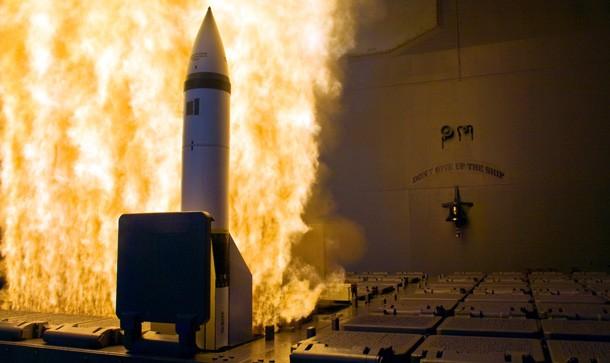 Nga-Trung giãy nảy trước lá chắn tên lửa Mỹ vì đâu ảnh 1