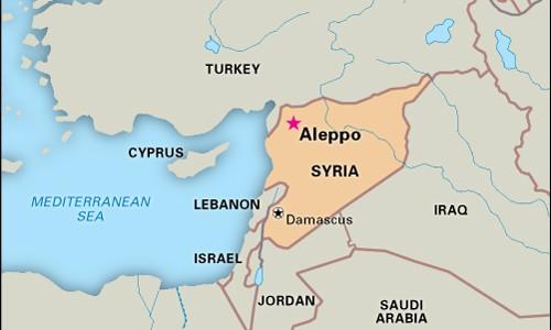 """""""Phiến quân khủng bố Syria đang mất lãnh thổ theo từng phút!"""" ảnh 1"""