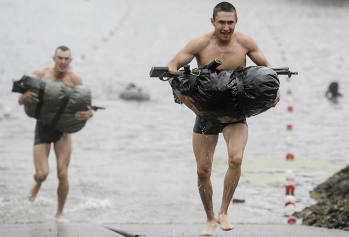 Quân đội Nga lột xác thành một trong các lực lượng tinh nhuệ nhất thế giới ảnh 2