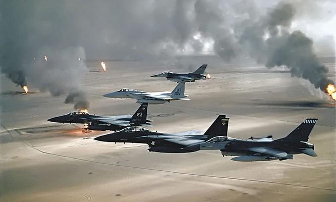 """Mỹ ủ đòn tác chiến không-biển """"điểm huyệt"""" Trung Quốc ảnh 1"""