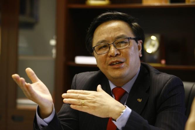 Trưởng Ban Đối ngoại Trung ương Đảng Hoàng Bình Quân