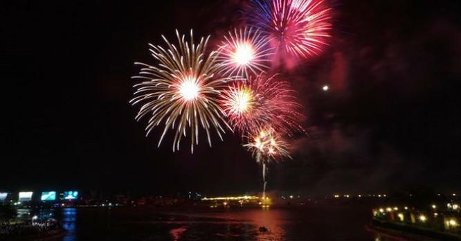 Hà Nội, TP.HCM, Đà Nẵng: Xem bắn pháo hoa ở đâu thuận lợi và đẹp nhất? ảnh 1