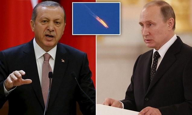 Quá cay cú và đánh giá thấp ông Putin đã khiến ông Erdogan mắc sai lầm