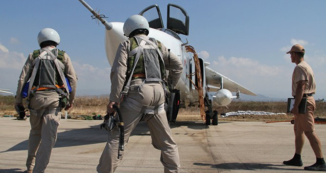 Nga coi chiến dịch quân sự tại Syria như một chương trình huấn luyện ở nước ngoài