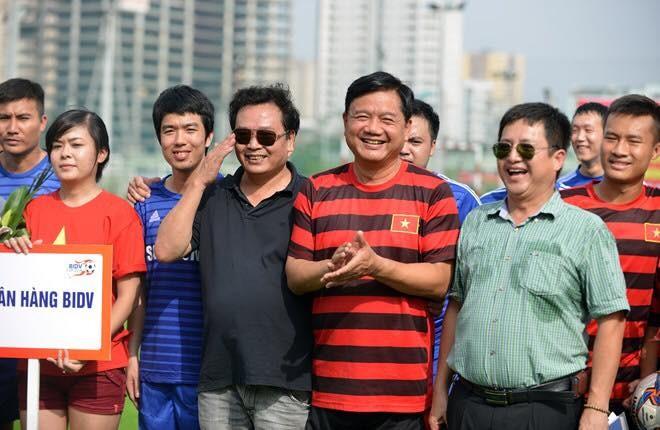 """""""Táo"""" Chí Trung nói về Bộ trưởng Thăng ảnh 1"""