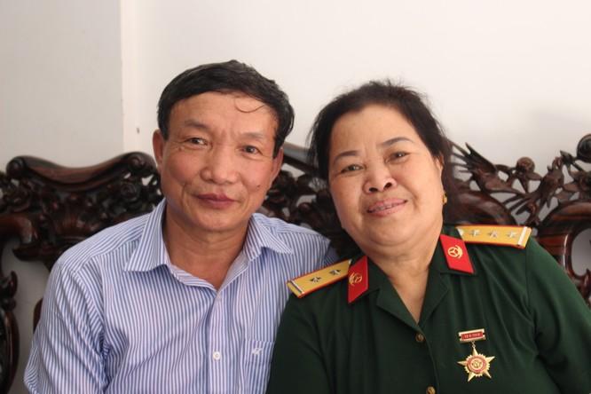 Vợ chồng bà Nguyễn Thị Tuế ngày nay