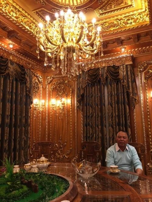 Choáng với những ngôi biệt thự trăm tỷ của đại gia Việt ảnh 13