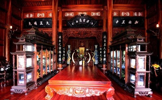 Choáng với những ngôi biệt thự trăm tỷ của đại gia Việt ảnh 11