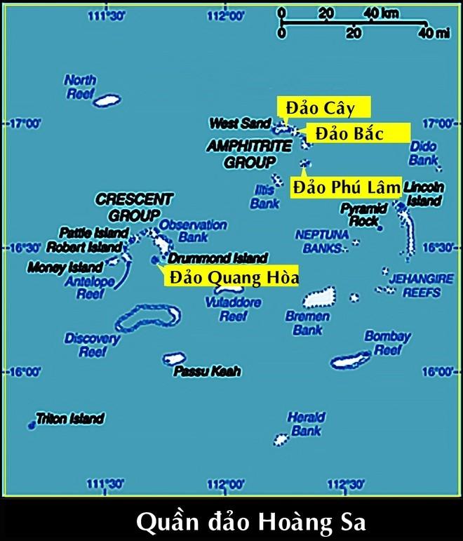 Trung Quốc xây căn cứ trực thăng trái phép ở Hoàng Sa ảnh 3