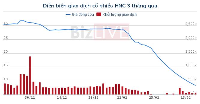 """Công ty của """"Bầu"""" Đức mất hơn 17 nghìn tỷ sau nửa năm lên sàn ảnh 1"""