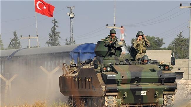 Thổ Nhĩ Kỳ có thể sa vào thảm họa nếu động binh tại Syria